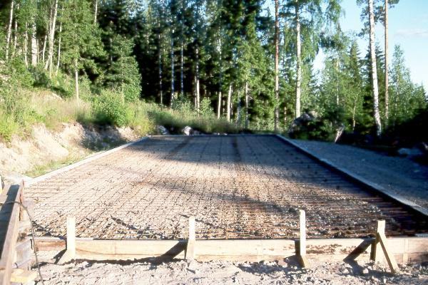 form till betongplatta